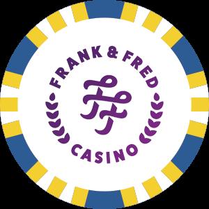 frank & fred casino online logo