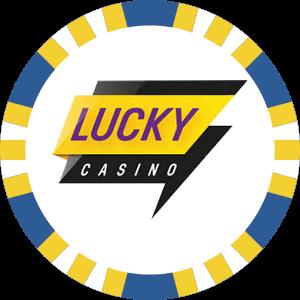 lucky casino online logo