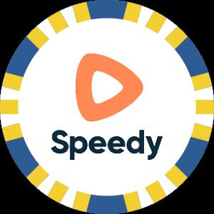 speedy casino logo
