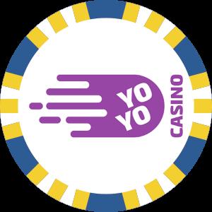 yoyo casino online logo